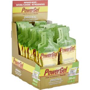 PowerBar PowerGel Original Box 24x41g Green Apple mit Koffein