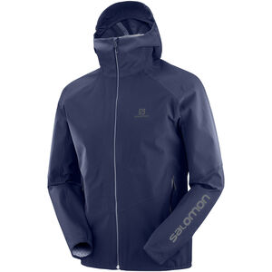 Salomon Outline Jacke Herren night sky night sky