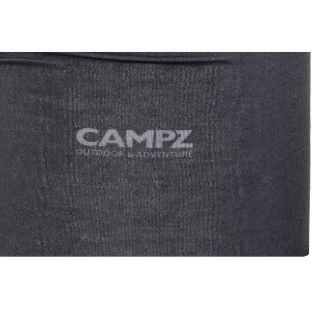 CAMPZ Multifunktionstuch schwarz
