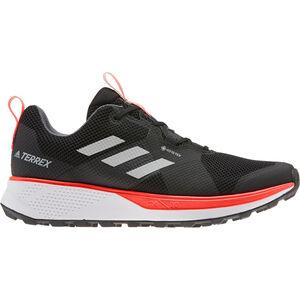 adidas TERREX Two GTX Schuhe Herren core black/grey two/solar red core black/grey two/solar red