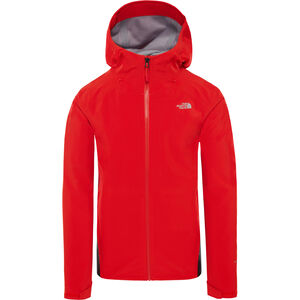 The North Face Apex Flex Dryvent Jacket Herren fiery red/tnf black fiery red/tnf black