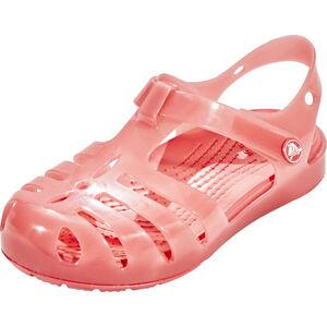 Crocs Isabella PS Sandals Kinder coral coral