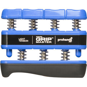 Gripmaster Light Fingertrainer blau blau