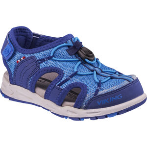 Viking Footwear Thrill II Sandalen Kinder dark blue/blue dark blue/blue