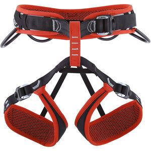 Stubai Triple Sportklettergurt XS-M rot-schwarz rot-schwarz