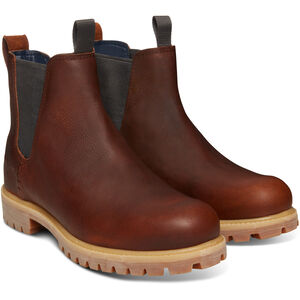 "Timberland Icon Collection Premium Chelsea Boots 6"" Herren medium brown full-grain medium brown full-grain"