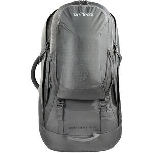 Tatonka Great Escape 60+10 Backpack titan grey titan grey