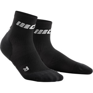 cep Dynamic+ Ultralight Kurzsocken Damen black/grey black/grey