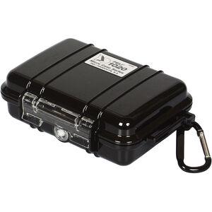 Peli MicroCase 1010 Box clear-black clear-black