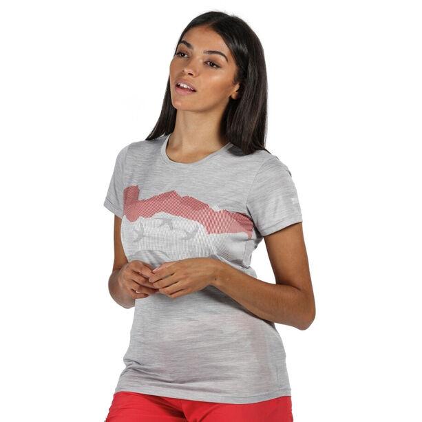 Regatta Fingal V T-Shirt Damen dapple