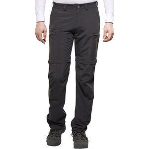 VAUDE Farley IV ZO Pants Kurz Herren black black