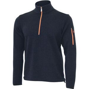 Ivanhoe of Sweden Assar Half-Zip Sweater Herren navy navy