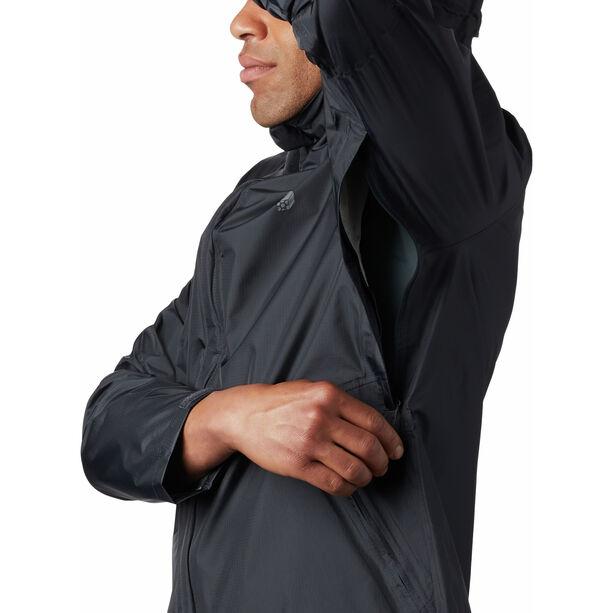 Mountain Hardwear Acadia Jacke Herren dark storm