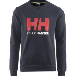Helly Hansen Logo Crew Sweater Herren navy navy