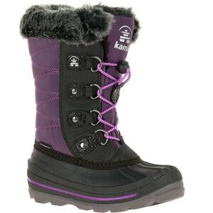 Kamik Frostylake Winterstiefel Kinder purple purple