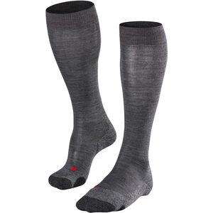 Falke TK 2 Long Socks Damen asphalt melange asphalt melange
