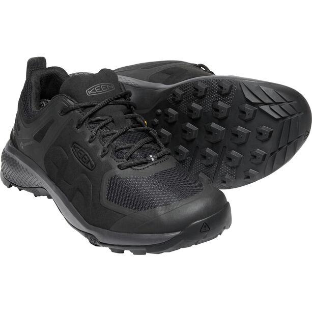 Keen Exp*** WP Schuhe Herren black/magnet