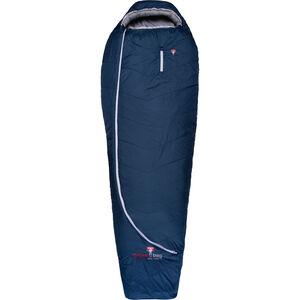 Grüezi-Bag Biopod Wool Zero Schlafsack Regular night blue night blue