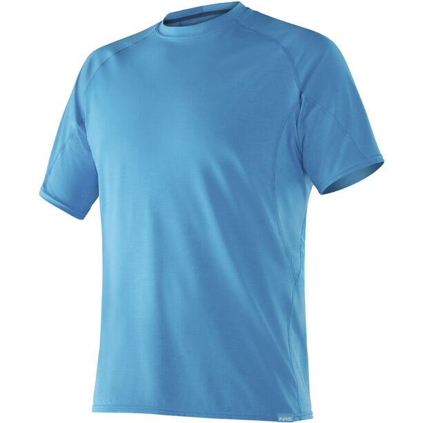 NRS H2Core Silkweight Shortsleeve Shirt Herren marine blue