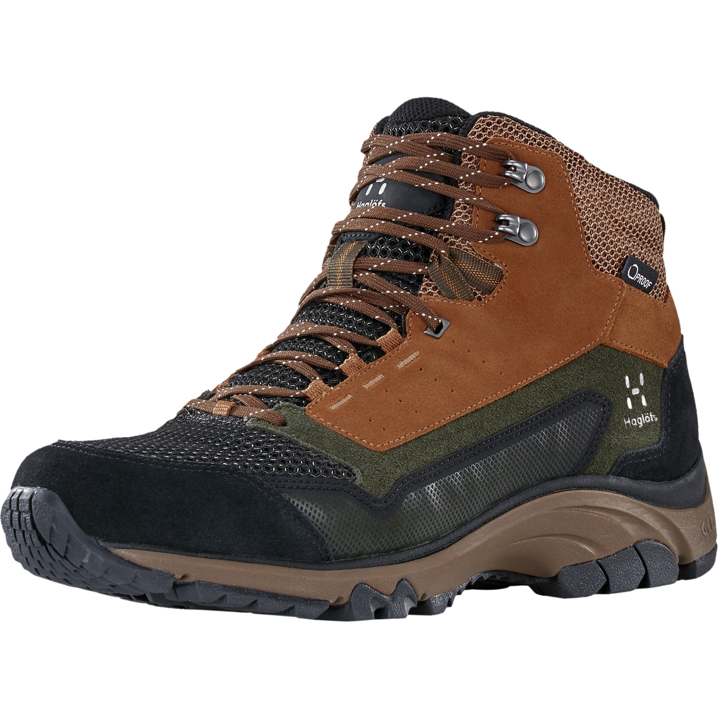 ADIDAS BERGSCHUHE WANDERSCHUHE Leder Boots Schuhe Gr. 5,5