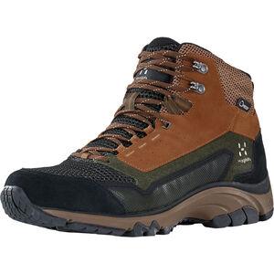 Haglöfs Skuta Proof Eco Mid Shoes Herren oak/deep woods oak/deep woods