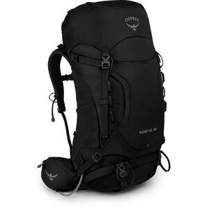 Osprey Kestrel 48 Backpack Herren black black