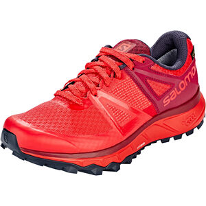 Salomon Trailster GTX Shoes Damen hibiscus/beet red/graphite hibiscus/beet red/graphite