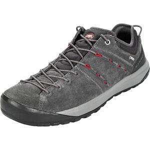 Mammut Hueco Low GTX Shoes Herren graphite-magma graphite-magma