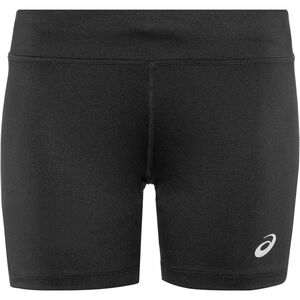 asics Silver Hot Pants Damen performance black performance black