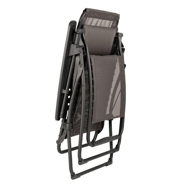Lafuma Mobilier Futura Relaxsessel Batyline graphite