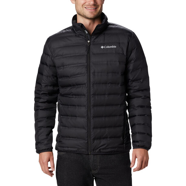 Columbia Lake 22 Daunenjacke Herren black