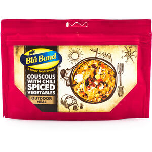 Bla Band Outdoor Mahlzeit Gemüse-Couscous mit Chili