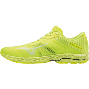Mizuno Wave Shadow 3 Laufschuhe Herren safety yellow/white/safety yellow safety yellow/white/safety yellow