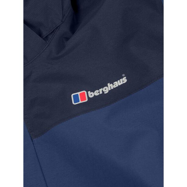 Berghaus Hillwalker InterActive Shell Jacke Herren deep water/dusk
