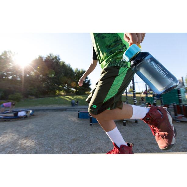 LifeStraw Play Trinkfalsche mit Wasserfilter Kinder stormy