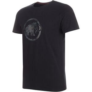 Mammut Logo T-Shirt Herren black PRT1 black PRT1