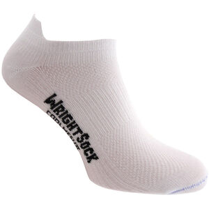 Wrightsock Coolmesh II Low Tab Socks white