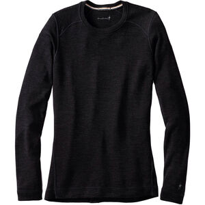 Smartwool Merino 250 Baselayer Crew Shirt Damen black black