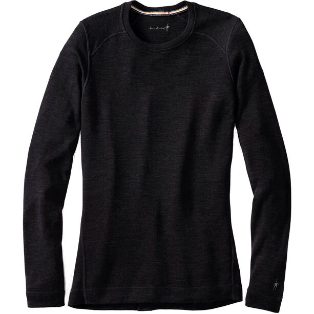 Smartwool Merino 250 Baselayer Crew Shirt Damen black