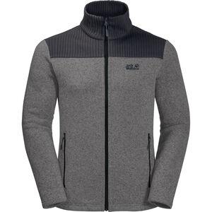 Jack Wolfskin Scandic Jacket Herren tarmac grey tarmac grey