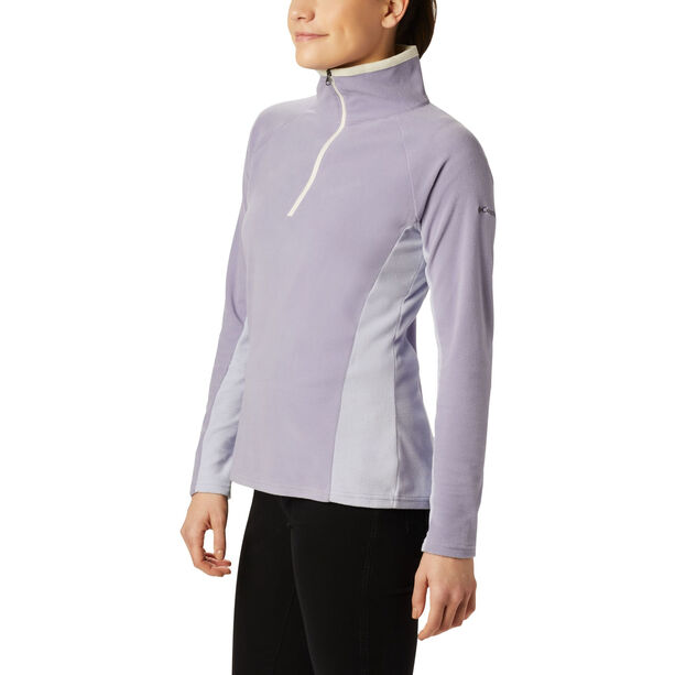 Columbia Glacial IV 1/2 Zip Jacke Damen dusty iris/twilight
