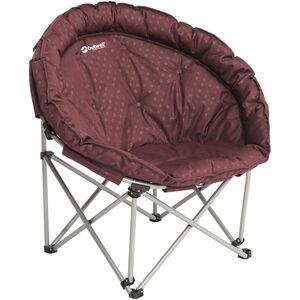Outwell Casilda Chair claret claret