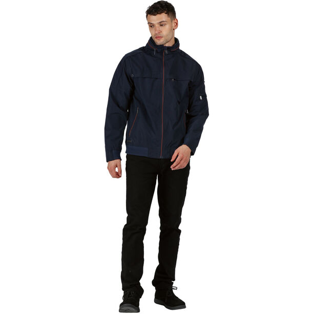 Regatta Montel Waterproof Shell Jacke Herren navy