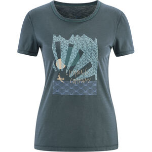 Red Chili Satori T-Shirt Damen indigo indigo