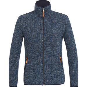 SALEWA Corda 2 Layer Wool Full-Zip Hoodie Herren poseidon poseidon