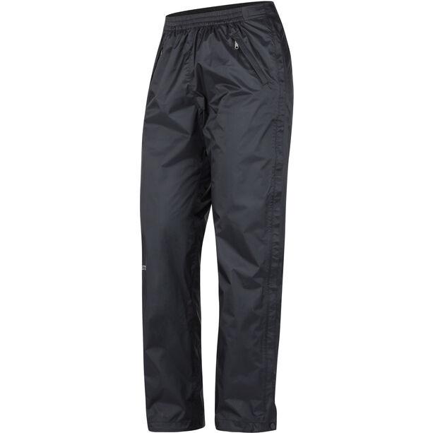 Marmot PreCip Eco Lange Full-Zip Hose Damen black