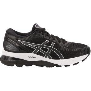 asics Gel-Nimbus 21 Shoes Damen black/dark grey black/dark grey