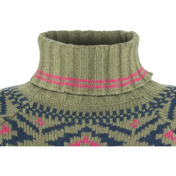Devold Ona Round Sweater Damen lichen