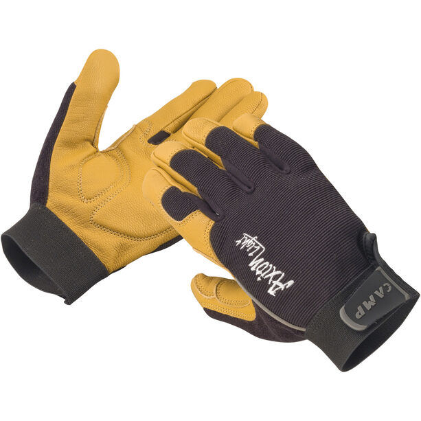 Camp Axion Light Handschuhe yellow/black