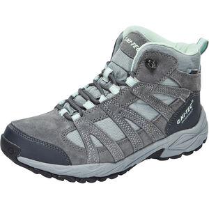 Hi-Tec Alto II Mid WP Schuhe Damen steel grey/grey/lichen steel grey/grey/lichen